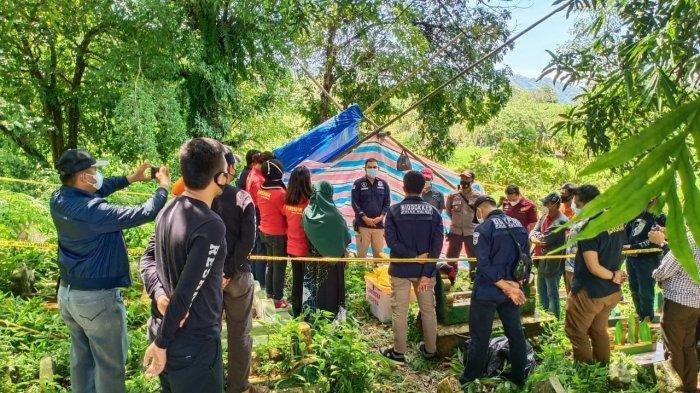 13 Tahun Lalu Meninggal, Kuburan Nenek Ikuneng di Barru Dibongkar Polisi untuk Diotopsi