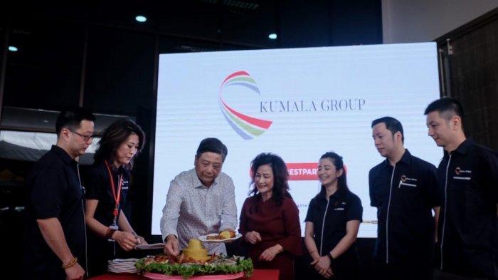 Erwin Tandiawan Beberkan Logo Baru Kumala Group Tribun Timur
