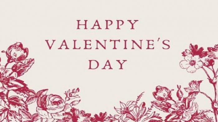 24 Ucapan Valentine dalam Bahasa Inggris dan arti Bahasa Indonesia, Pas untuk Whatsapp, Facebook