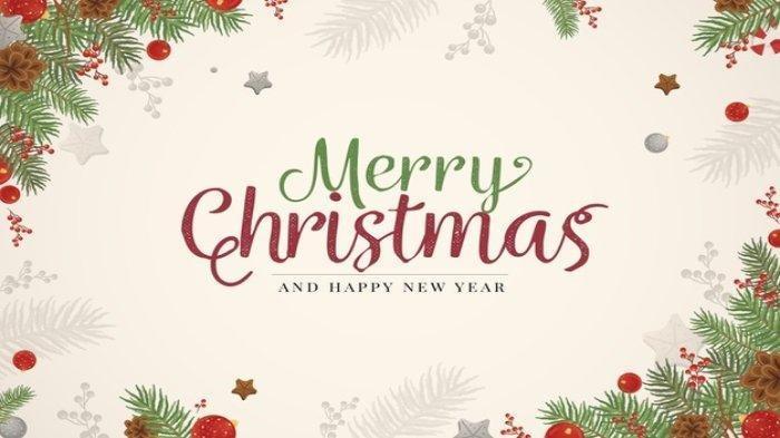 Kumpulan Ucapan Natal Merry Christmas Bahasa Inggris dan Artinya, Pas Banget Buat Insta Story & WA
