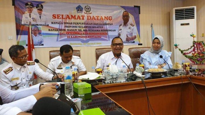 Bantaeng Bakal Jadi Tuan Rumah Jambore Literasi Nasional