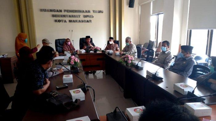 Legislator Tolitoli Tempuh 1000 Kilometer Demi Sharing Pengawasan di DPRD Kota Makassar