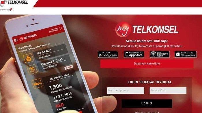 Instal Aplikasi MyTelkomsel Dapat Kuota Internet Gratis 2GB & Nelpon 100 Menit, ini Cara Aktivasinya
