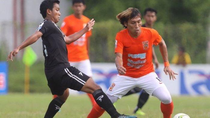 Bursa Transfer - Borneo FC Lepas Mantan Gelandang PSM, Rekrut Bek Asal Uruguay
