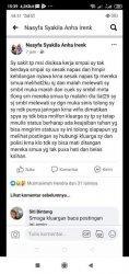 Menderita di Luar Negeri, TKW asal Polewali Mandar Minta Tolong Viral di Medsos