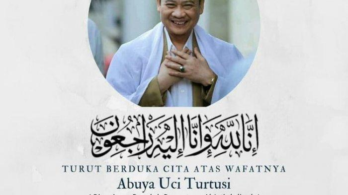 Sosok Abuya Uci Thurtusi, Ulama Cilongok Tangerang yang Meninggal Dunia, Sahabat Gus Dur