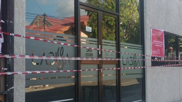 Labissa Cafe Milik Tersangka Kasus Kredit Fiktif di Bulukumba Disegel Saat Grand Opening