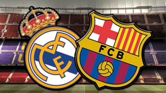 BERLANGSUNG 3 LINK Live Streaming El Clasico Real Madrid vs Barcelona - Nonton di HP Tanpa Buffer