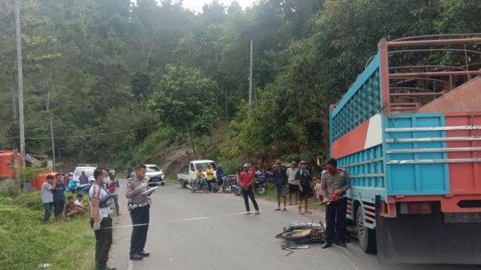 Tiga Orang di Tana Toraja Meninggal Akibat Tabrakan Selama Mei dan Juni, Dua Diantaranya Siswa SMK