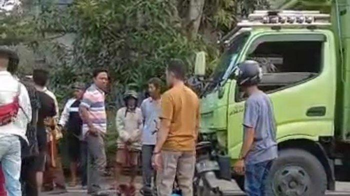 Ini Luka yang Dialami Korban Kecelakaan di Jalan Poros Pinrang-Polman