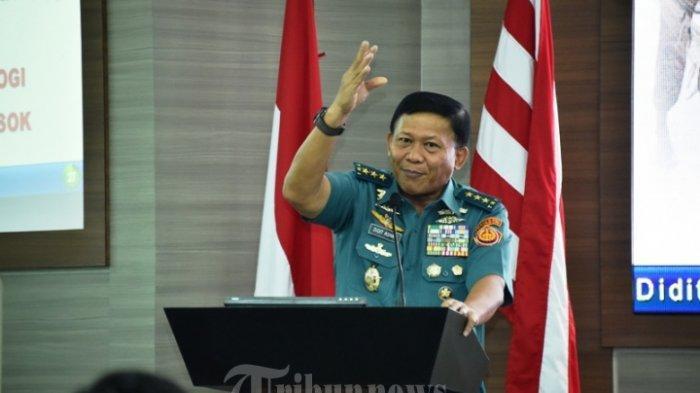 Selain Jenderal Asal Makassar, Prabowo Subianto Juga Memanggil Laksamana Asal Bulukumba Ajudan SBY