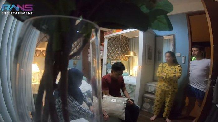 Astagfirullah! Pengasuh Rafathar Terpergok Bareng Pacar Dalam Kamar pada Bulan Puasa, Reaksi Nagita