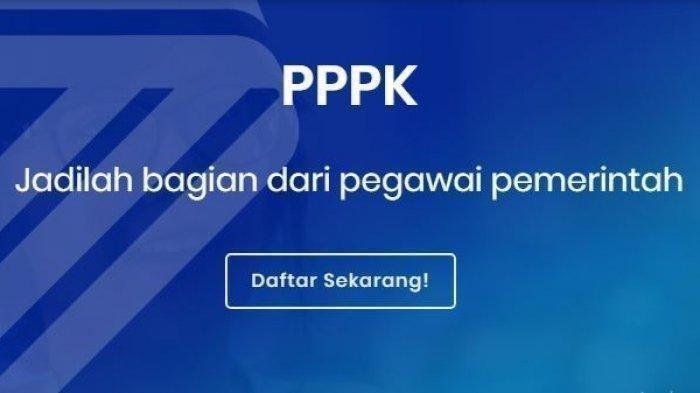 Cara Mudah Daftar PPPK/ P3K di sscasn.bkn.go.id & ssp3k.bkn.go.id, Terakhir Hari Ini, Ingat Password