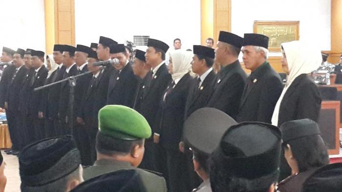 Bupati Pangkep Minta Maaf Wakilnya Absen di Pelantikan Dewan