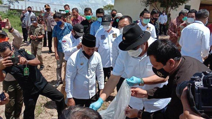 Ramah Tamah dengan Ketua DPD-RI, Bupati Enrekang Titip Aspirasi Bantuan Pertanian