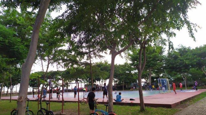 Sempat Ditutup Akibat Covid-19, Warga Bantaeng Sudah Dibolehkan Gunakan Sport Center