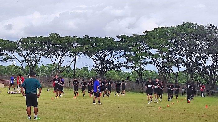 Uji Tanding Skuad Senior dan Skuad Muda PSM Makassar, Anco Jansen Cetak Gol