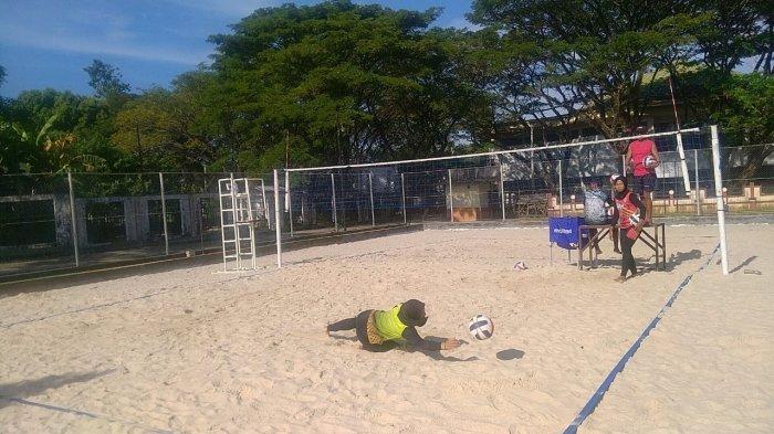 Benahi Kelemahan Tim, Pelatih Voli Pantai Putri Sulsel Sebut Sudah Ada Peningkatan