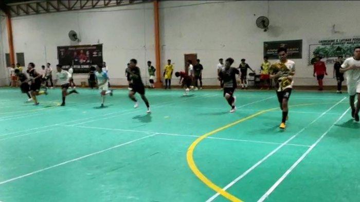 Persiapan Sudah 90 Persen, Tim Futsal Sulsel PON Papua Agendakan Uji Coba