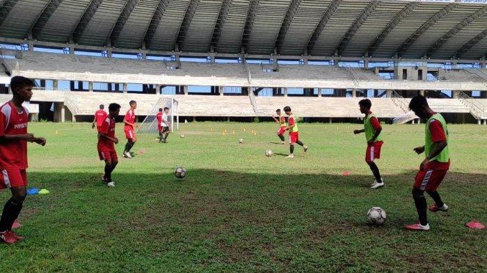 Tim Sepak Bola Sulsel Satu Grup dengan Jatim, Jateng dan Sumut, Pelatih: Tak Ada Masalah