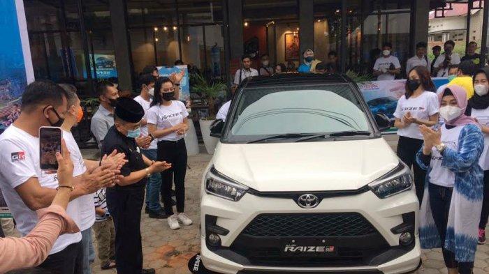 Toyota Raize Resmi Mengaspal di Palopo, Inden 20 Unit di Luwu Raya
