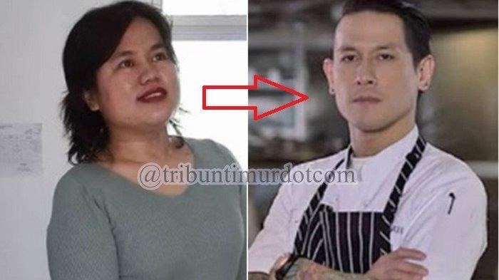 Laura Perawat Manado yang Hina Anak Shandy Aulia Sebut Dirinya Mirip Chef Juna,Banjir Hujatan Netter