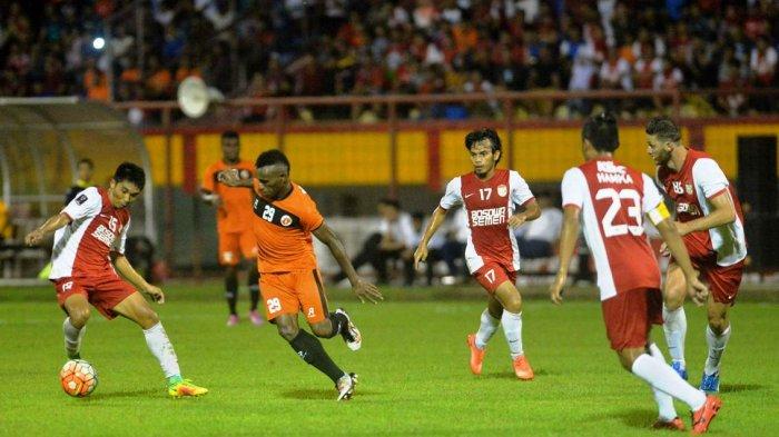 PSM Krisis Pemain Jelang Kontra Borneo FC