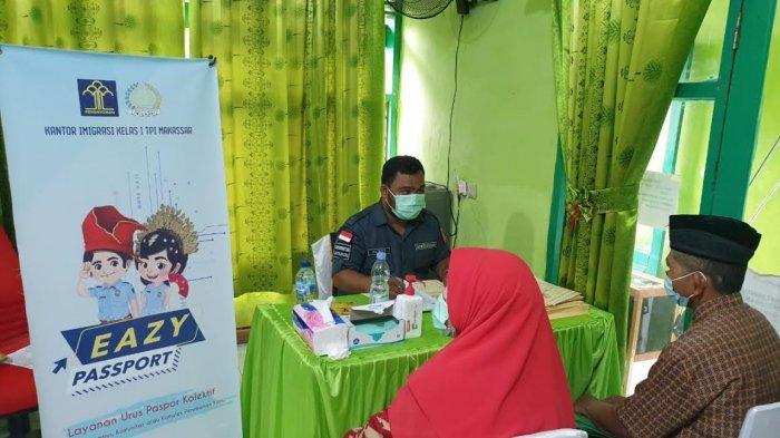 Imigrasi Makassar Layani Permohonan Paspor di Jeneponto