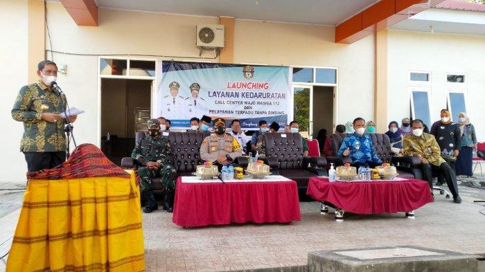 Butuh Bantuan? Call Center 112 Hadir di Kabupaten Wajo