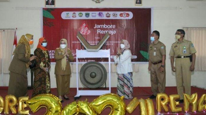 Pj Sekda Gowa Buka Jambore Remaja 2021 LBH APIK