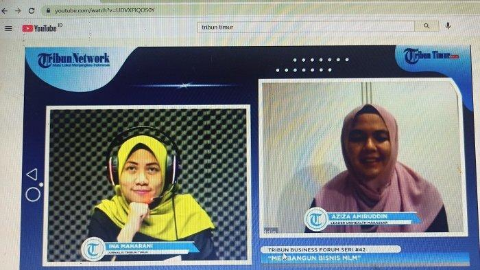 Trik Aziza Amiruddin Pertahankan Posisi Top Leader Unihealth Makassar