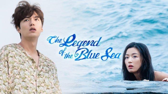 Kisah Cinta Bangsawan dan Putri Duyung, Lee Min Hoo Bakal Hadir di Indosiar, Legend of The Blue Sea