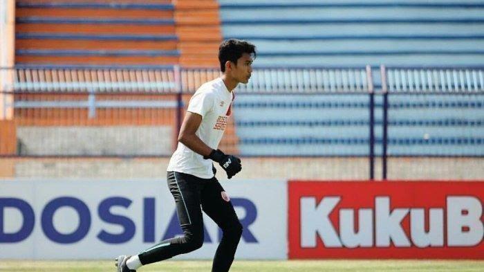 VIDEO: Leg 1 Semifinal Piala Menpora 2021 PSM vs Persija, Duel Hilman Syah vs Marco Simic