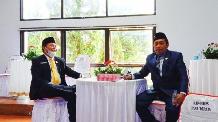 Kalah di Pilkada, Nico-Victor Tak Hadiri Rapat Paripurna Penetapan Bupati Terpilih Tana Toraja