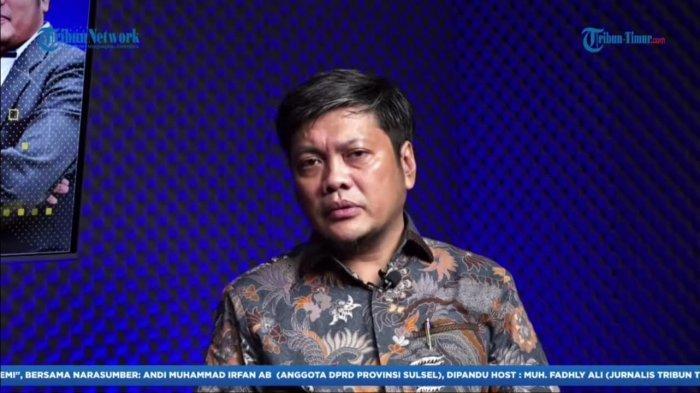 Irfan AB Masih Hargai Nurdin Abdullah Sebagai Gubernur, Sindir Pihak yang Mulai Bahas Wakil Gubernur