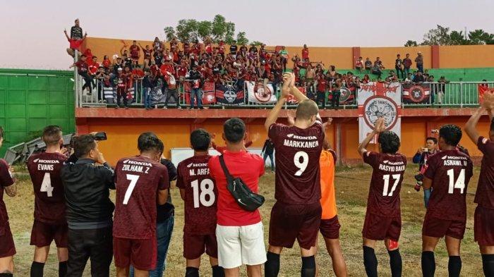 Gol Telat Aaron Bawa PSM ke Final Piala Indonesia 2019