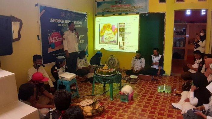 LAN Jeneponto Rayakan Ulang Tahun dengan Sosialisasi Bahaya Narkoba