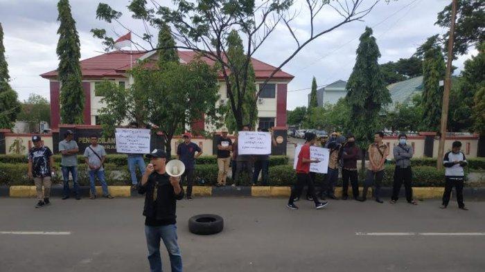 Kotak Suara Dibuka di Kantor Desa Lero Pinrang, LKP Tuntut Bawaslu Lakukan PSU