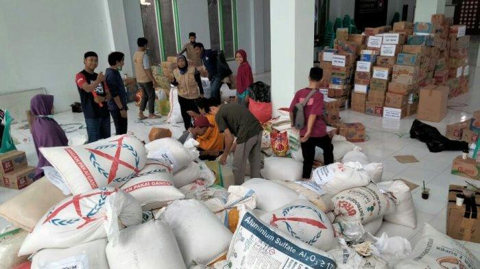 Lazismu-Pemuda Muhammadiyah Takalar Galang Donasi untuk Korban Gempa di Sulbar