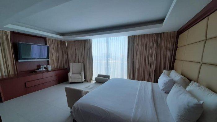 VIDEO: Melihat Fasilitas Lengkap yang Memanjakan Tamu di Hotel Santika Makassar