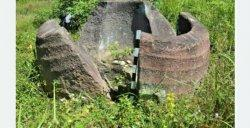 Begini Penampakan Lesung Raksasa di Seko Luwu Utara Berusia 600 Tahun