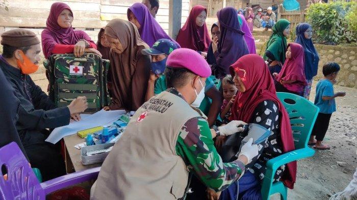 Kisah Letda Laut (K) dr Feddy Manurung, Lima Hari Tak Tidur Layani Pasien Terdampak Gempa