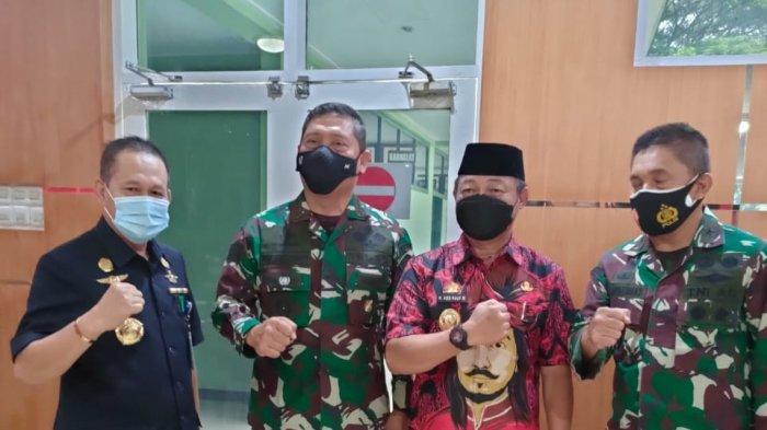 273 Taruna-taruni Polimarim Diklat Bela Negara, Dapat Wejangan Dankodiklat TNI AD Letjen AM Putranto - letjen-am-putranto-dan-polimarim.jpg