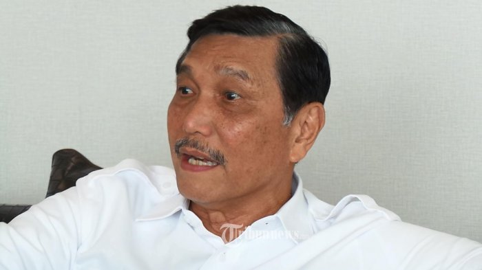 Luhut Sebut Virus Corona Tak Kuat Hidup di Cuaca Indonesia Meski Sudah 1.790 Positif Covid-19