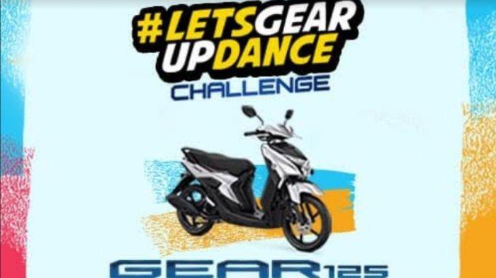 Yamaha Ajak Milenial Ikut Dance Tiktok Challenge, Berhadiah iPhone 12