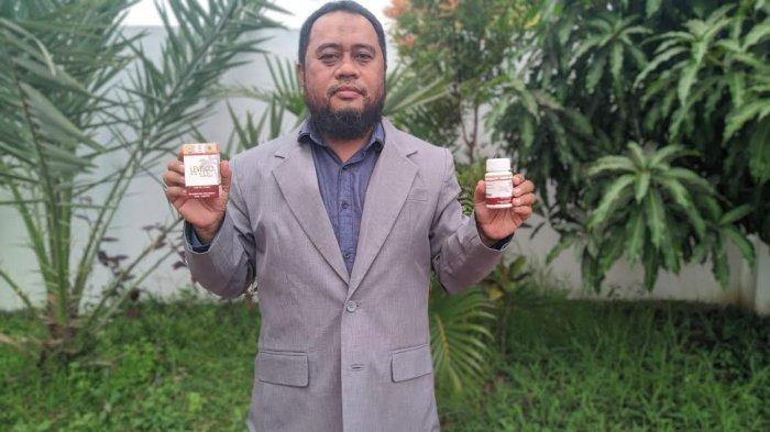 Levisco Kapsul, Herbal Alami Asal Gowa untuk Cegah Virus Corona