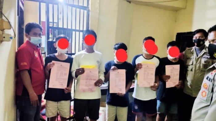 Hajar Botel hingga Masuk Rumah Sakit, Lima Pemuda di Toraja Utara Ditangkap Polisi