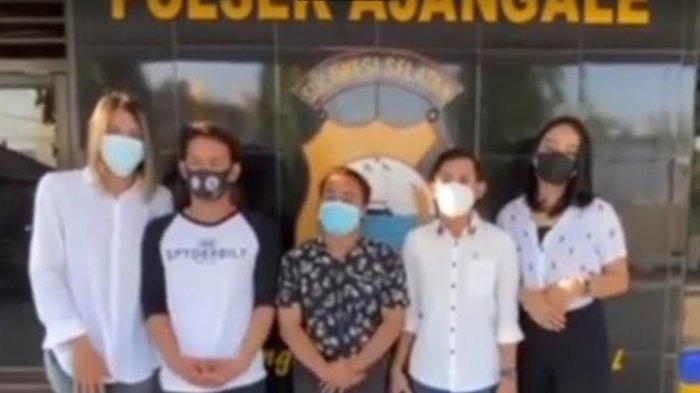 Pemeran Video Joget Erotis Bangukan Sahur di Ajangale Bone Sampaikan Maaf