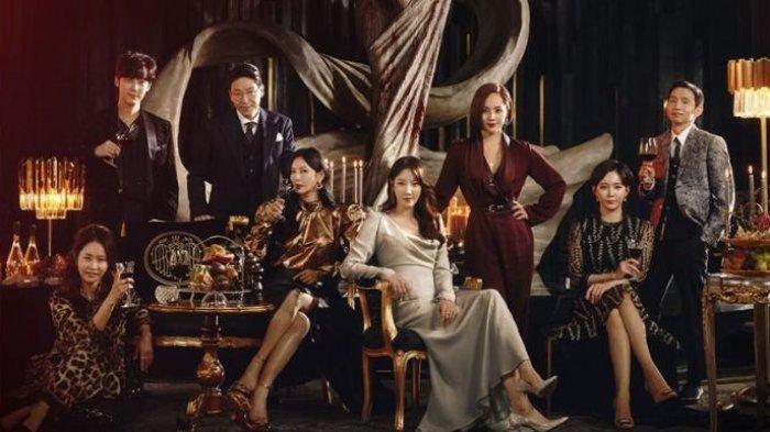 Mengenal Pemeran Trio Hera Place di The Penthouse Season 2, Beri Warna Pada Drakor