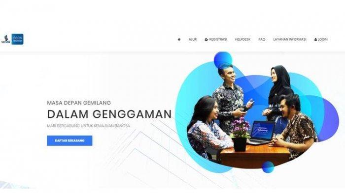 Login SSCASN - Cara Cek Hasil Seleksi Administrasi CPNS 2019 Hari ini